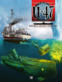 PRE-order - U-47 - De klauwen van de SS - deel 13 - hc - 2021 - NIEUW!
