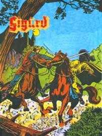 Sigürd, Strijder voor vrijheid en recht - deel 3 - hc - 2020 - NIEUW!