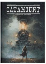 PRE-order - Catamount - deel 2  - De trein der vervloekten - hc  - 2018