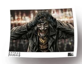 Batman - Damned - delen 1 & 2 Premium pack (met totem en artprint)  - sc - 2020 - NIEUW!