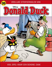 Donald Duck - Vrolijke stripverhalen  - Deel 39 - sc - 2020