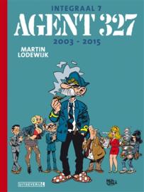 PRE-order - Agent 327 - Integraal - deel 7 - hc - 2021 - NIEUW!