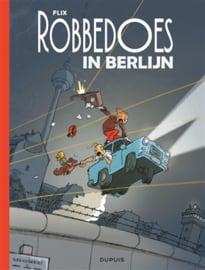 Robbedoes door - Robbedoes in Berlijn -  deel 19 - sc - 2021 - Nieuw!