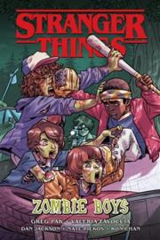 Stranger Things - Zombie Boys - engelstalig -  softcover -2020