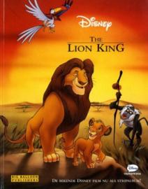 The Lion King  - het verhaal van de film in strip  -  sc - 2014