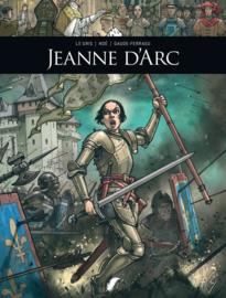 Zij schreven geschiedenis - Jeanne D'Arc - Deel 13 - softcover - 2021 - Nieuw!