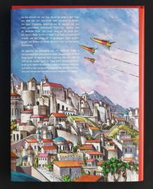Opkomst en Ondergang van het Keizerrijk Trigië - Integraal  luxe met stofomslag + ex Libris - deel 1 - hc - 2020