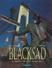 PRE-order - Blacksad - De maskers vallen, deel 1 - deel 6 - hc - 2021 - Nieuw!