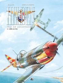PRE-order - Helden van de Luchtmacht - Gibraltar  - deel 3 - sc - 2020 - NIEUW!
