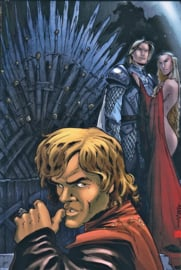 A Game of Thrones - Collector's Pack - delen 1 t/m 3 - oplage 100 ex. - 3x hc - 2013