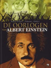 Einstein - De oorlogen van Albert Einstein - hc - 2021 - NIEUW!