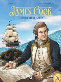 PRE-order - James Cook - Oproep in de Pacific  - deel 1 (1/2) - hc - 2021 - NIEUW!
