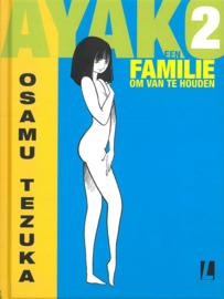 Ayako - Een familie om van te houden - volume 2 - hc - 2012
