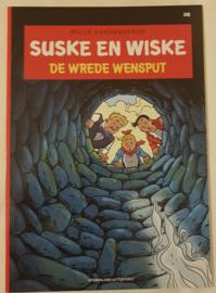 Suske en Wiske  - De wrede Wensput - deel 348 - sc - 2019 -  AANBIEDING!