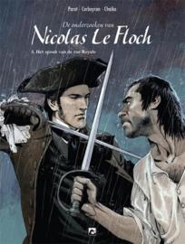 Nicolas Floche - Het spook van de rue Royale - deel 3 - hc - 2021 - NIEUW!