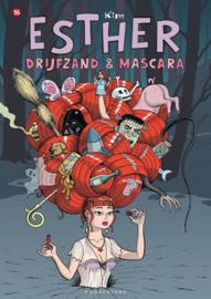 Esther - Drijfzand & Mascara - deel 16 - sc - 2021 -nieuw!