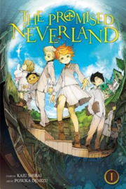 The Promised Neverland Vol 1 - sc - 2017