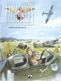 Helden van de Luchtmacht - Rodeo met een Spit IX - deel 5 - sc - 2021 - NIEUW!