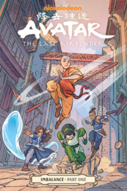 Avatar - The last Airbender 16 - Imbalance part one - sc - 2019