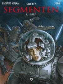 Segmenten - Lexipolis - deel 1 - sc - Science Fiction - 2020 - NIEUW!