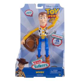 Woody - True Talkers - Toy Story - Mattel - 2018