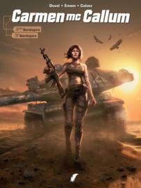 Carmen mc Callum - Deel 13 - Bandiagara - softcover - 2021 - Nieuw!