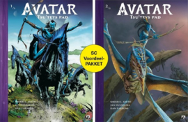 Avatar  - Tsu'teys pad - Voordeelpakket - delen 1+2 - sc - 2020