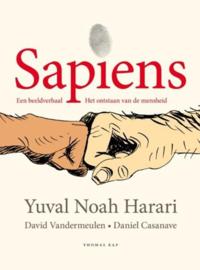 Sapiens - Een beeldverhaal - Het ontstaan van de mensheid - hc - 2020