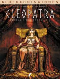 Bloedkoninginnen - Deel 1 - Cleopatra, Koningin des doods - hardcover - 2019