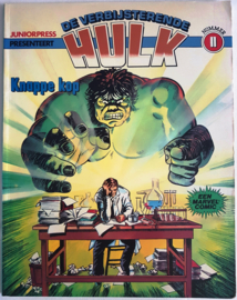 Hulk The  - Knappe kop  -   deel 11 - sc - 1980