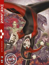 Harleen / Harley Quinn - Collectorspack - Delen 1 t/m 3 en extra cover stofomslag - Marvel - sc - 2021 - Nieuw!