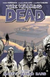 The Walking Dead - Deel 3 - Safety behind bars - Engels - sc - 2017