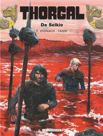 PRE-order - Thorgal - De Selkie - deel 38 - sc - 2020 - NIEUW!