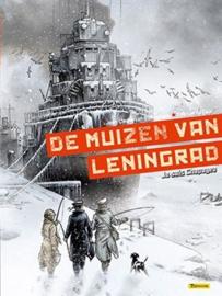 De muizen van Leningrad - Dodenstad - deel 2 - hc - 2020 - Nieuw!