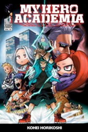 My Hero Academia, Vol. 20  - sc - 2019