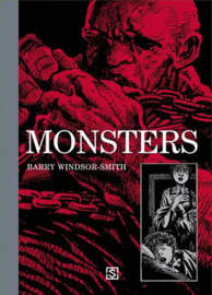 Monsters - Barry Windsor-Smith - Hardcover - 2021 - NIEUW!