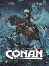 PRE-order - Conan - Deel 2 - De priesters van de zwarte Kring - hardcover - 2021 - NIEUW!