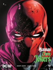 Batman Three Jokers  cover B - deel 3/3  - DC Blacklabel - sc - 2021 - NIEUW!