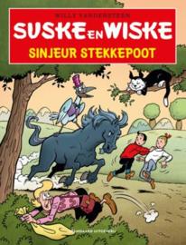 Suske en Wiske  - Kortverhalen - Sinjeur Stekkepoot (23) - deel 3 / serie 3 - 2021 - NIEUW!
