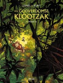 Godverdomse Klootzak - O Maneta - hc - 2020 - NIEUW!