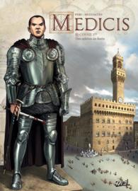 PRE-order - Medicis - Deel 4 - Cosimo I: van kruimels tot festijn - hardcover - 2021 - Nieuw!