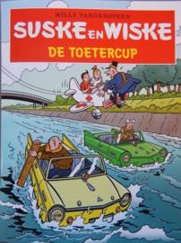 Suske en Wiske  - Kortverhalen -  De Toetercup (24) - deel 4 / serie 3 - 2021 - NIEUW!