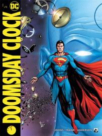 Doomsday Clock - deel 1  - DC label - sc - 2021 - NIEUW!
