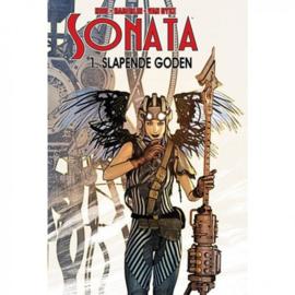 Sonata - Slapende Goden - deel 1 - softcover - 2021 - Nieuw!