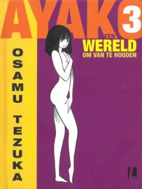 Ayako - Een wereld om van te houden - volume 3 - hc - 2012