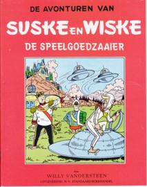 Suske en Wiske  - Reclame-uitgaven - De Speelgoedzaaier - nr. 22 - Nieuwsblad / Het volk / Gentenaar - sc - 2005