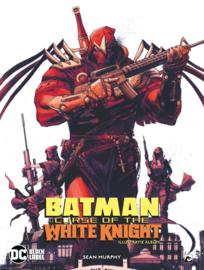 Batman - Curse of the white knight dossierschrift  - oplage 150 ex. - DC Blacklabel - sc - 2021 - Nieuw!