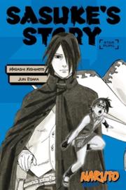 Naruto Novels - Sasuke's Story - Star Pupil   - sc - 2017