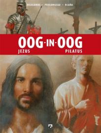 PRE-order - Oog in oog 2 - Jezus versus Pilatus - hc - 2020 - NIEUW!
