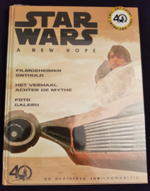 Star Wars - A new Hope - Filmboek - hc